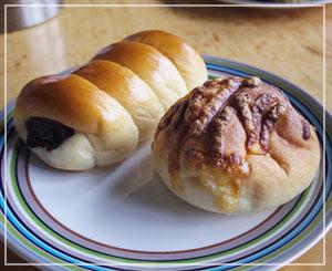 キィニョンさんのパン、美味しいです。もちろんスコーンも。