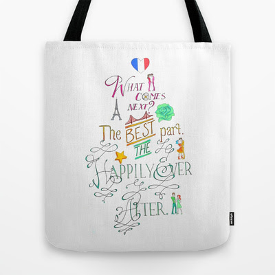 The Happily Ever After Tote Bag