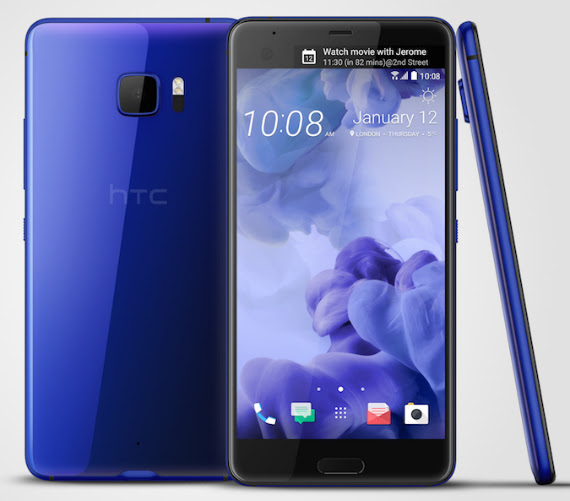 HTC U Ultra revealed