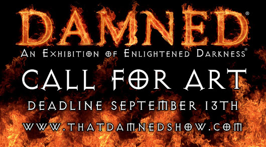 Call For Art | DAMNED Exhibition of Enlightened Darkness