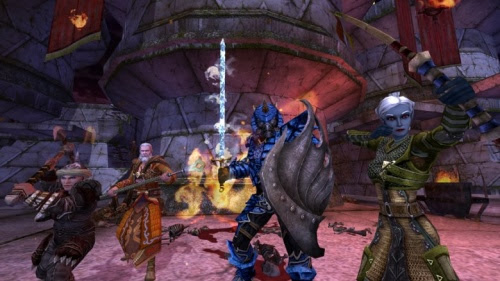 Dungeons & Dragons Online Review | Best MMORPG 2014