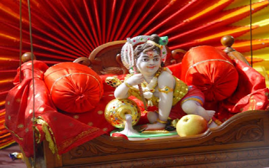 Hindu Holidays and Festivals: Krishna Janmashtami - Celebrations Blog