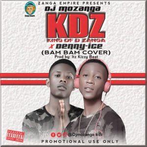 Download Music Mp3:- DJ Mozanga Ft Denny Ice – King Of D Zanga (KDZ)