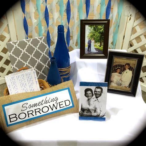 Bridal Shower Idea! Something Old, Something New