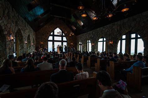 Cliffs at Glassy Chapel Wedding Photos   J. Jones Photography