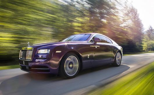 Rolls-Royce Sells Record 4,063 Cars In 2014