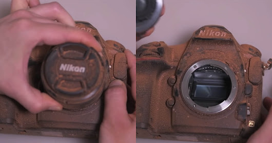 This is How Nikon Tests the Durability of the D850