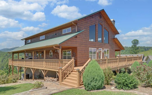 Custom Chalet in Taylor's Ferry Ridge Subdivision