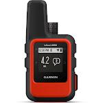 Garmin - inReach GPS with Built-In Bluetooth - Red/Black