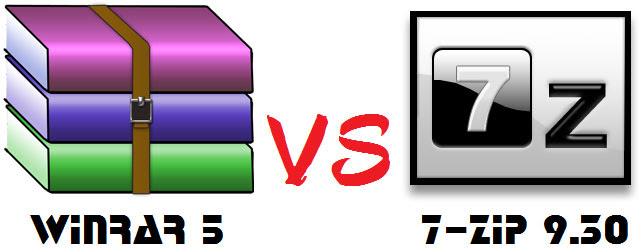 Ещё разок! WinRAR 5 Final против WinRAR 4.x против 7-Zip 9.30 alpha. Сравнительный тест степени сжатия современных архиваторов