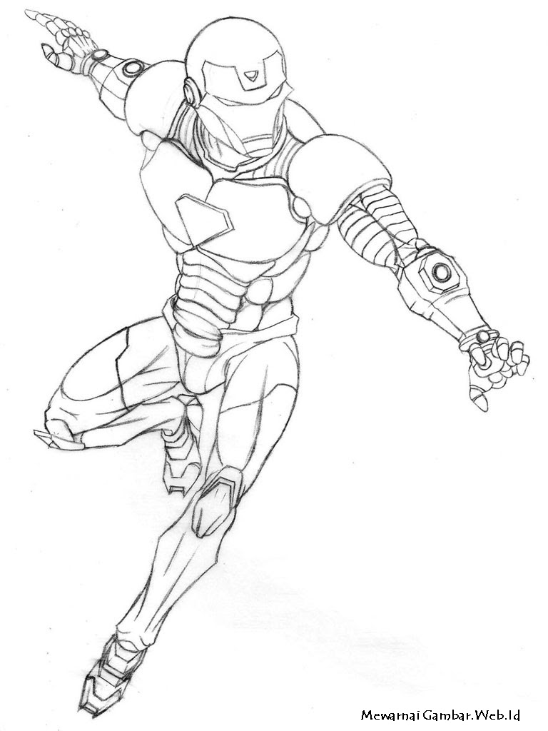 Iron Man 4 Coloring Pages Lego Iron Man Coloring Pages