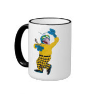 The Muppet Gonzo dressed up waving Disney Coffee Mug