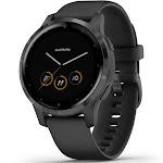 Garmin vívoactive 4 - Sport Watch with Heart Rate Monitor - Black