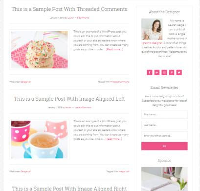 Delightful Pro Review - Restored 316 Shop/Blog Theme | WORTHY