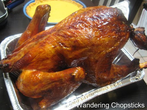Traditional Thanksgiving Dinner with an Asian Fusion Twist 2