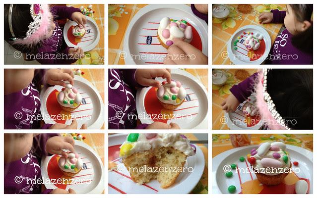 Brioscina decora i muffin