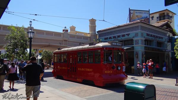 Disneyland Resort, Disney California Adventure, Buena Vista Street, Halloween Time