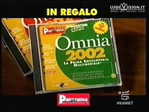 De Agostini e Panorama - Enciclopedia Omnia 2002 (2001)