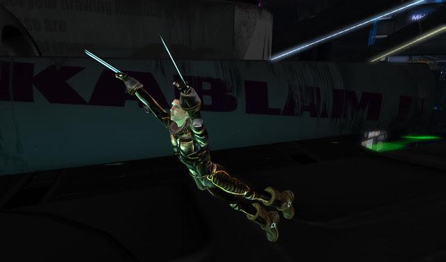 Original Wolverine Kablam