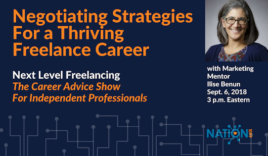 Negotiating Strategies For a Thriving Freelance Career - Crowdcast