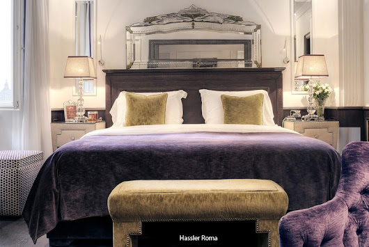 Luxury Hotels in Rome – Fairytale Stays in the Eternal City | MY INSPIRATION