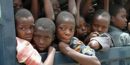 Child Smuggling, Lingering pain for Zim, SA