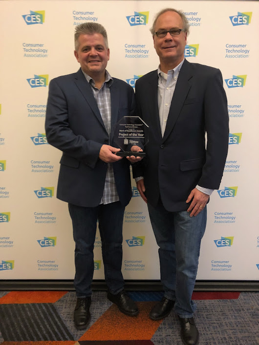 Control4 Awarded Three Consumer Technology Association TechHome Mark of Excellence Awards at CES 2018