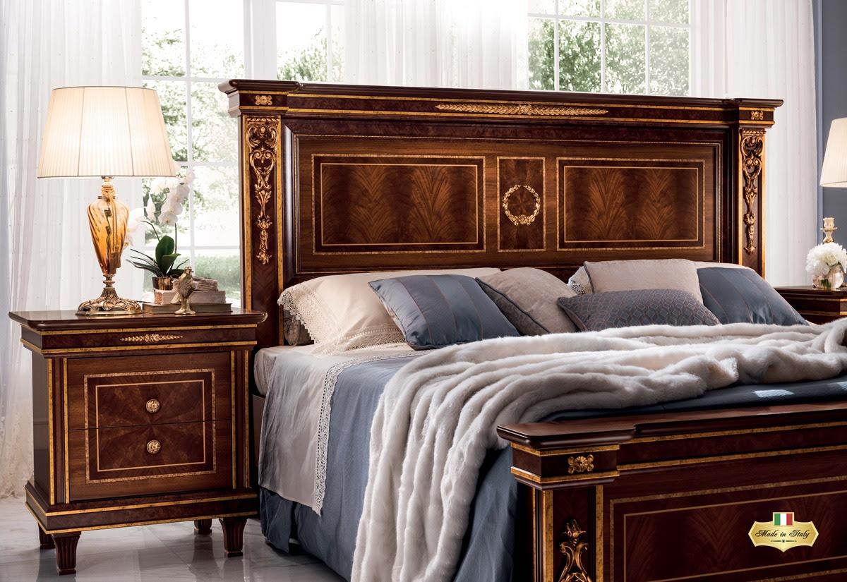 Modigliani Bedroom Collection Luxury Furniture Lighting
