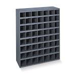 "Durham Mfg 361-95 Bin Unit,56 Bins,33-3/4"" X 12"" X 42"