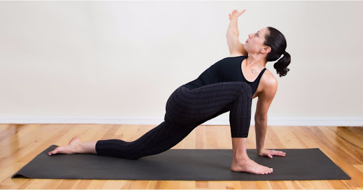 Yoga Poses to Relieve Gas | POPSUGAR Fitness