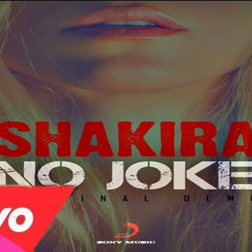 Shakira - No Joke (Demo Completo)