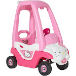 Hello Kitty Push-n-play - White