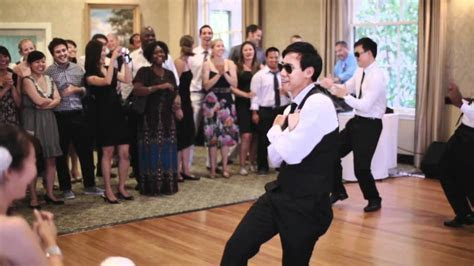 Justin Bieber 'Baby' groomsmen surprise wedding dance!   Doovi