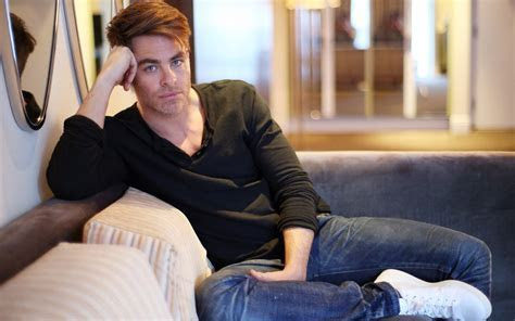 15  Chris Pine wallpapers High Quality Resolution Download