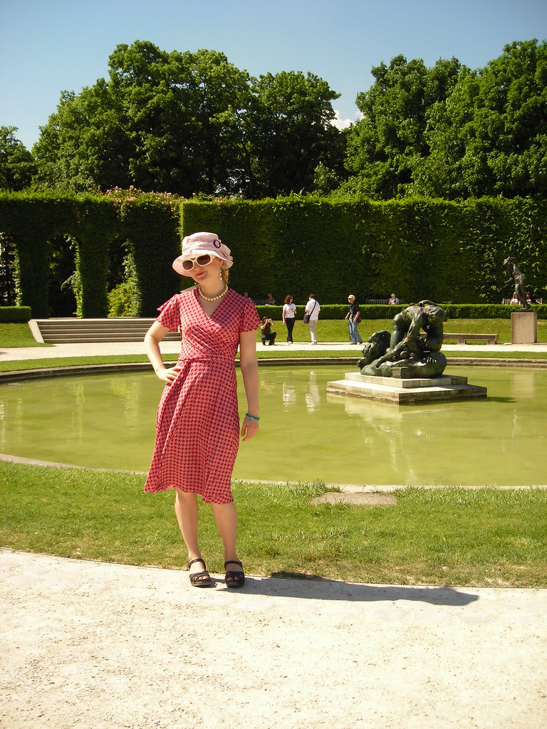 Paris, Day 4: Rodin Museum