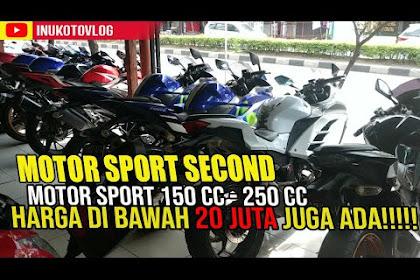 Dealer Motor Bekas Semarang Terbaik dan Terpercaya, Hanya di Inuk otovlog