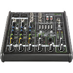 Mackie PROFX4 4-Channel Compact Mixer with Effects