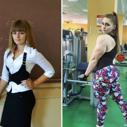 Muscle Barbie: Perfect Woman Or Is The Beauty A Beast?
