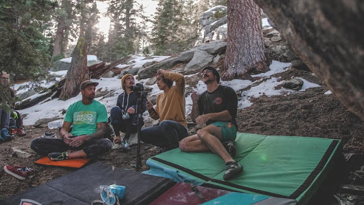 How These Three Climbing Videographers Are Changing The Game