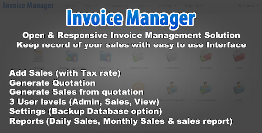 Codecanyon Simple Invoice Manager Nulled – createcloud.info