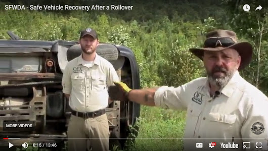 "Season 3 of our Education Video Series Continues....""Safe Vehicle Recovery After a Rollover"""