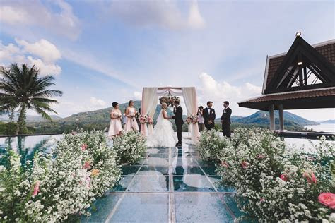 How to plan a destination wedding in Thailand   Condé Nast