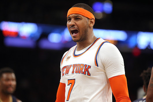 5 trades Carmelo Anthony will never agree to