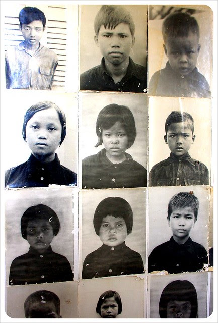 phnom penh tuol sleng child victims