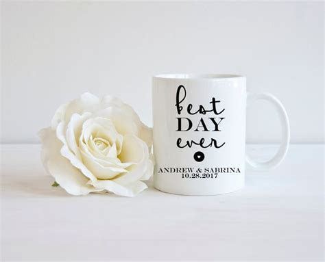 Best 25  Wedding mugs ideas on Pinterest   Engagement mugs