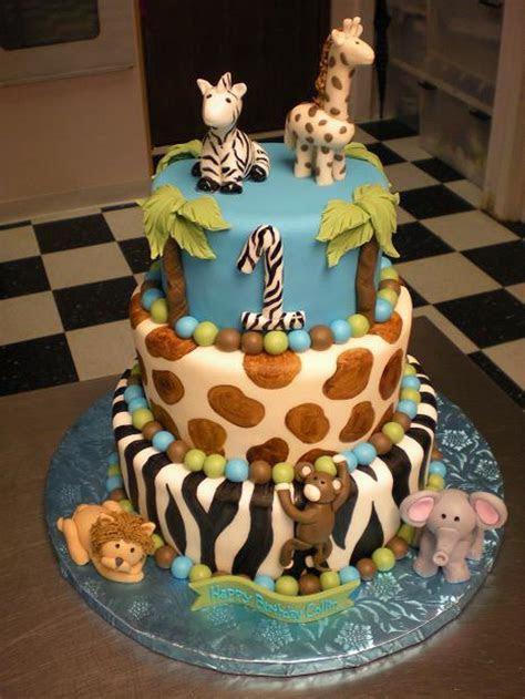 The Cake Gallery   Jungle Animals