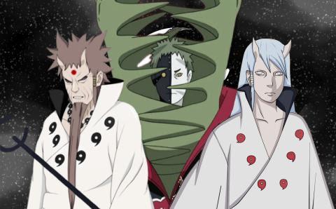 Sederet Fakta Tentang Klan Otsutsuki yang Sesungguhnya dalam Anime Naruto!