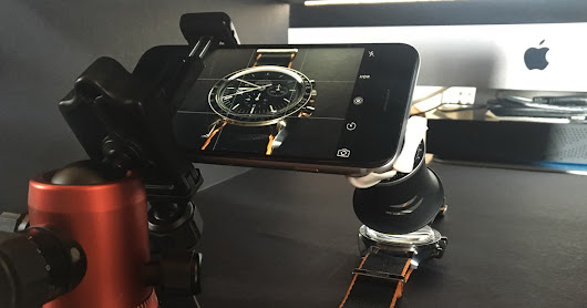 Pro Watch Photos Shot with an iPhone and a Jeweler's Loupe