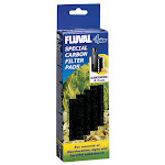 Fluval Special Carbon Filter Pads for Fluval 4 Plus - 4 pk