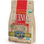 Lundberg Quinoa, Organic, Tri-Color Blend - 16 oz